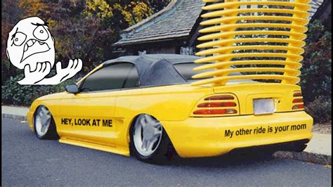 ricer muscle stupid ricers level 1000 worst ricer body kit and