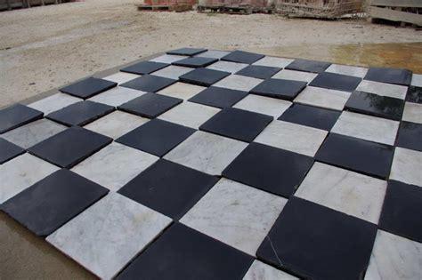 Black And White Floor Tiles Antique Black And White Marble Monastery Tiles