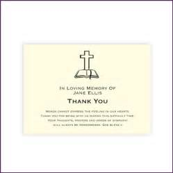 thank you card exle thank you card service to print thank you cards services thank