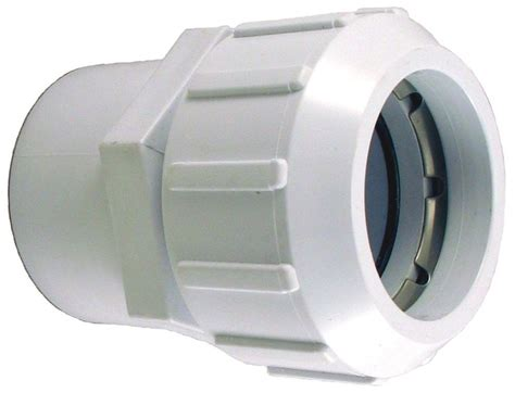 2 quot copper pipe to 2 quot pvc pipe compression adapter fitting