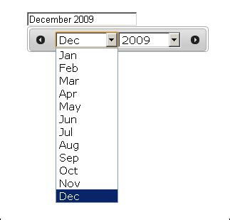 format date jquery 개발자 開發者 a developer show only month and year in jquery