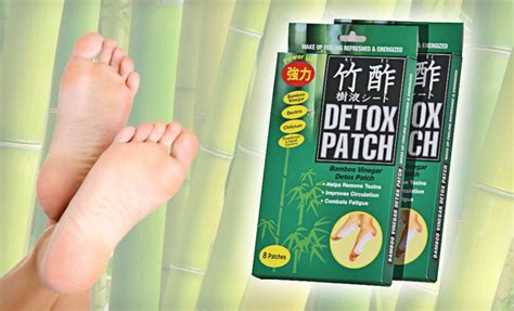 Bamboo Vinegar Detox Patch by Does Bamboo Vinegar Foot Detox Patch Work Md Health