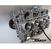 Keihin FCR 41 Racing Flatslide Carburetors / Honda
