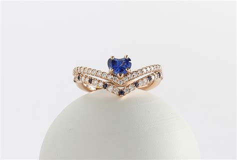 sapphire wedding rings the meaning of colored gemstone engagement rings ritani