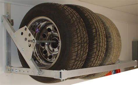 Tire Rack Con by Pit Products 4 Ft Universal Tire Rack Free Shipping