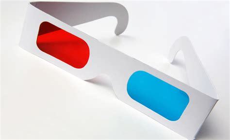 How To Make 3d Glasses Out Of Paper - how to make 3d glasses out of paper images