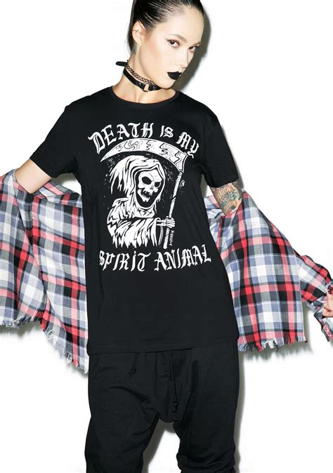 Tees Spirit Animal disturbia spirit animal dolls kill