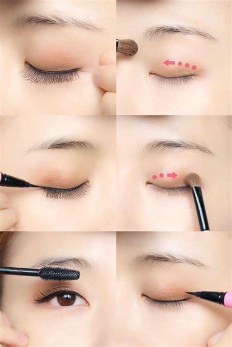 korea cosmetics makeup tutorial 123 best images about makeup on pinterest eye makeup