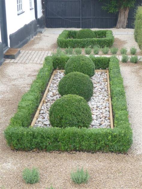 box hedge topiary asola garden landscaping cambridgeshire