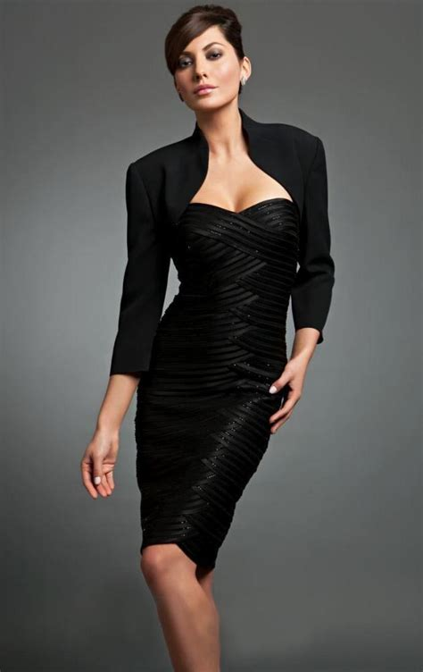 siyah kisa mini 2015 elbise modeli kadinlive com şık siyah elbise modeli