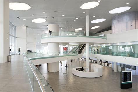 design concept international futuristic airport in russia honors space exploration