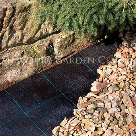 100gsm geotextile landscape fabric 1 5m x 50m