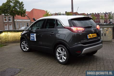 opel nl rijbeleving opel crossland x innovation 1 6 cdti