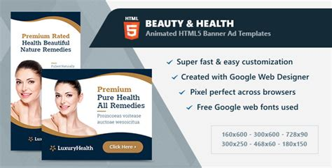 Freshest Html5 Ad Templates For Any Products Promotion Gt3 Themes Html5 Ad Templates