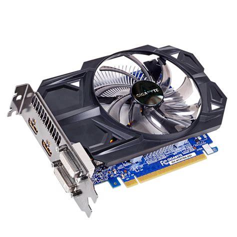 Vga Card Nvidia Geforce Gigabyte Gv N730d5 2gi 2gb 64bit Ddr5 vga gigabyte gv n75td5 2gi
