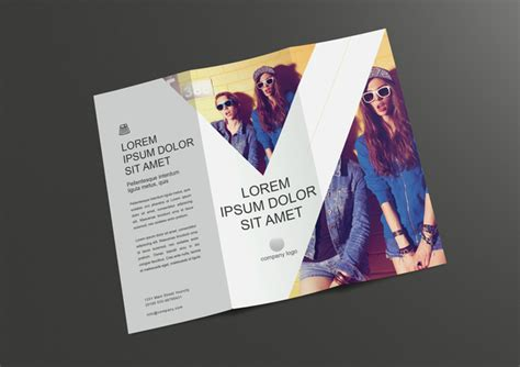 fashion brochure templates fashion brochure template for only 10 designs net