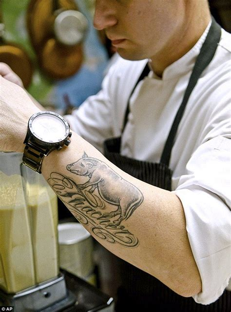 skin kitchen tattoo not just for prisons and biker gangs tattoos are the new