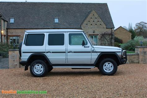 used mercedes g wagon 1989 mercedes gl500 g wagon 9 seats used car for sale