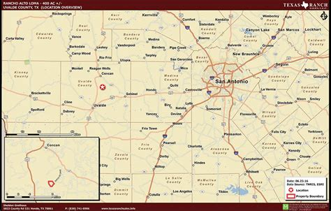 uvalde texas map texas ranch for sale 400 acres ranch real estate in uvalde county