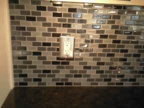 kitchen with glass tile backsplash atlanta kitchen tile backsplashes ideas pictures images