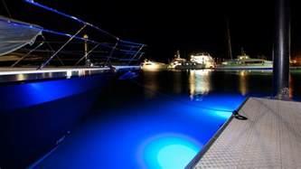 aqualuma underwater dock light