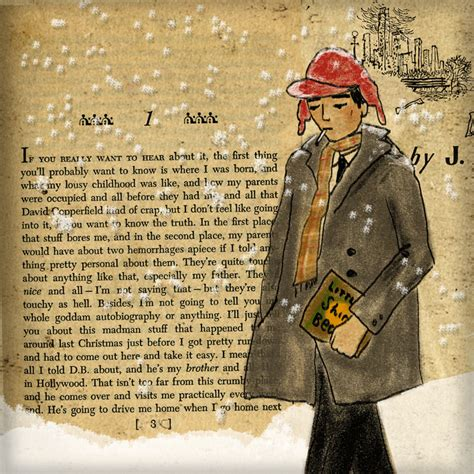 Holden Caulfield Essay by Catcher In The Rye Discussion Board Ms Kitchens Corner