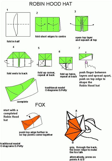 How To Make A Paper Army Hat - 86 best origami tutorial images on origami