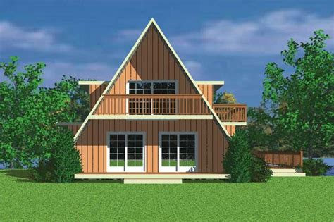 aframe house plans a frame home plan 3 bedrms 2 baths 2054 sq ft 137 1205
