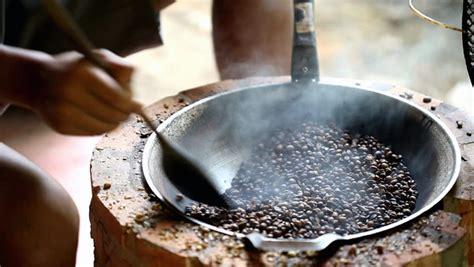 tips sangrai biji kopi sendiri  rumah majalah otten coffee