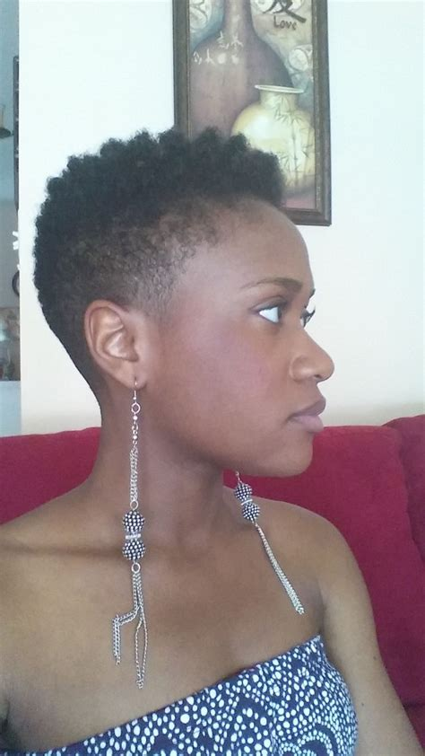 tapered short afro for women tapered hairstyles women fade haircut
