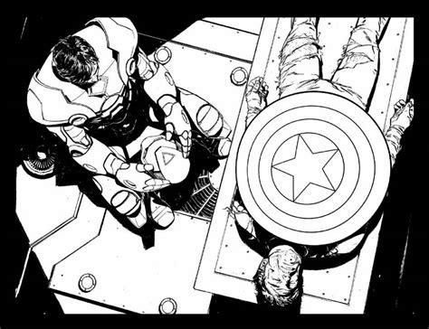 imagenes de iron man blanco y negro homenaje a la quot imagen quot del ep 237 logo de la civil war en uno