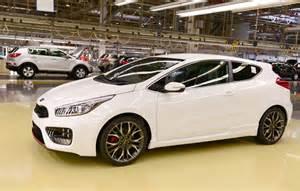 Kia Europe Kia Boosts European Car Engine Production By 6 Kia