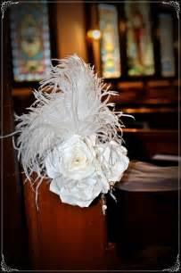 pew decorations church wedding decor crafts church weddings church and pew flowers