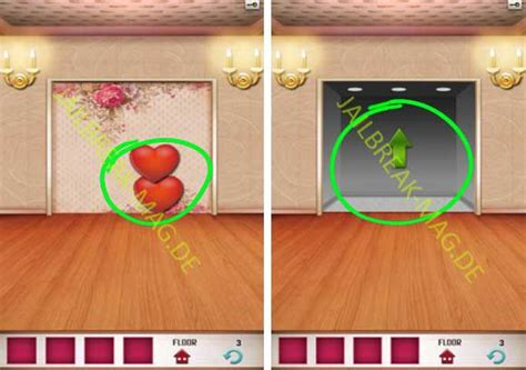 100 Floors Level 3 by 100 Floors Valentinstag L 246 Sung Level 1 Bis 15 Valentines