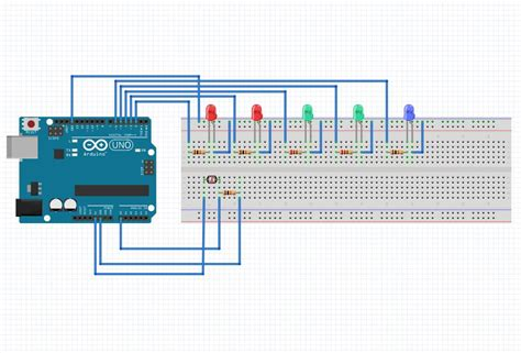 using resistors with arduino arduino ldr photoresistor and led based light meter