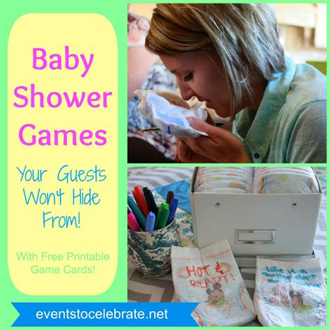 Baby Shower Celebration by Baby Shower Events To Celebrate