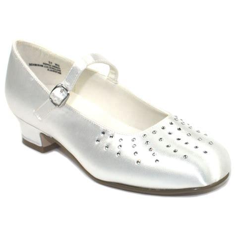 holy communion shoes holy communion shoes for of diamonate decoration