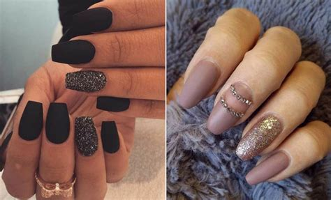 Colour Trends 2017 by 25 Cool Matte Nail Designs To Copy In 2017 Stayglam