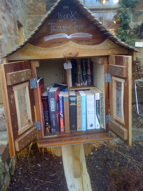 tiny library little free libraries on pinterest libraries free