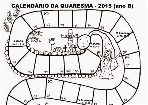 Calendario Canã ã O 2015 Da Catequista Lucimar Atividades Para A Quaresma