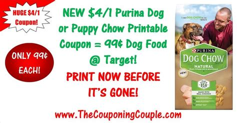walmart coupon matchup purina dog chow natural only 0 97 25 best ideas about purina dog chow on pinterest ol roy