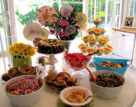 baby shower food ideas baby shower lunch food ideas