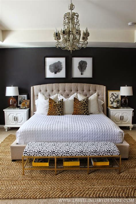 copy cat chic room redo glam master bedroom copycatchic