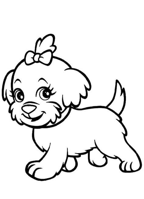newborn puppies coloring pages رنگ آمیزی و نقاشی سگ برای کودکان
