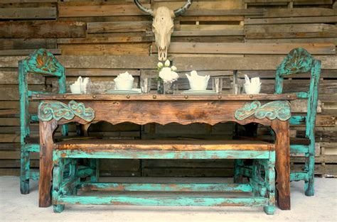 rustic furniture and home decor agave dining table for 6 sofia s rustic furniture