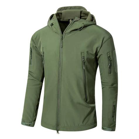 Jaket Waterproof Army army camouflage coat jacket waterproof