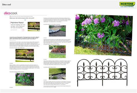 Bordure De Jardin En 3742 by Bordures D 233 Co Et Accessibles Nortene