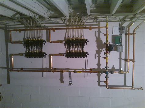 Progressive Plumbing And Heating by Manifold For Radiant Floor Heating 28 Images 6 Branch