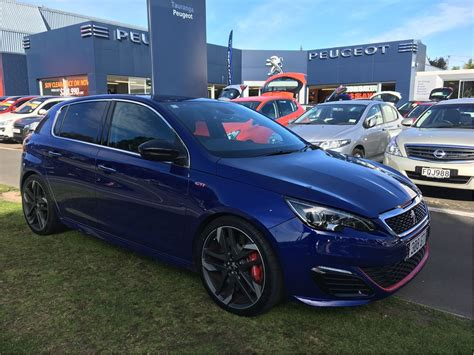 peugeot for sale nz peugeot 308 gti 270 2016 used peugeot new zealand