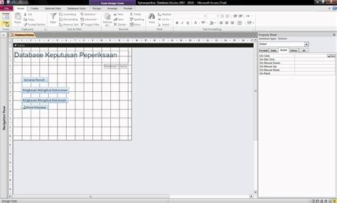 layout view is unavailable for this form ms access 2010 change from design view to form view avi